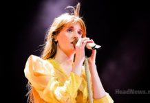 Florence Welch - Music Shore