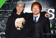 Justin Bieber & Ed Sheeran - Music Shore