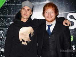 Justin Bieber & Ed Sheeran - Music Shore