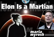 Elon is a Martian - Maria Myrosh - Music Shore