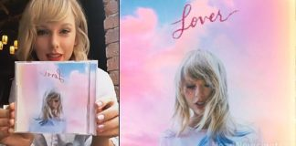 Taylor Swift Lover - Music Shore