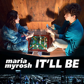 Maria Myrosh - It'll Be on Spotify, Apple Music, iTunes, Deezer, Napster, Amazon Music, etc
