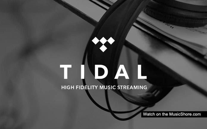 Tidal - Music Shore