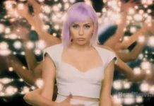 Miley Cyrus as Ashley O - Music Shore