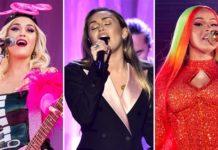 Katy Perry, Miley Cyrus, Cardi B - Music Shore