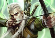 Legolas archer - Music Shore