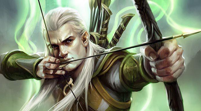 Legolas archer - Music Shore