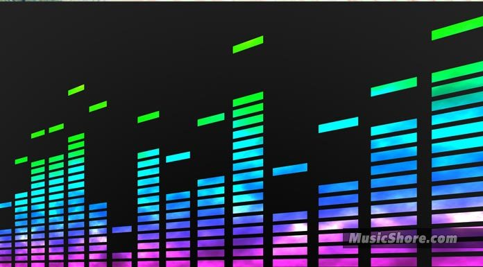 Music chart sound bars - Music Shore
