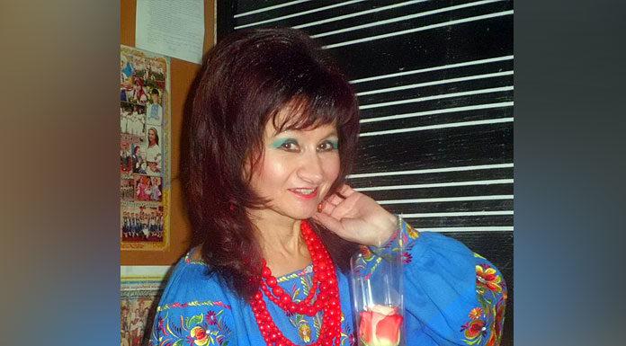 Tetyana Sherstiuk
